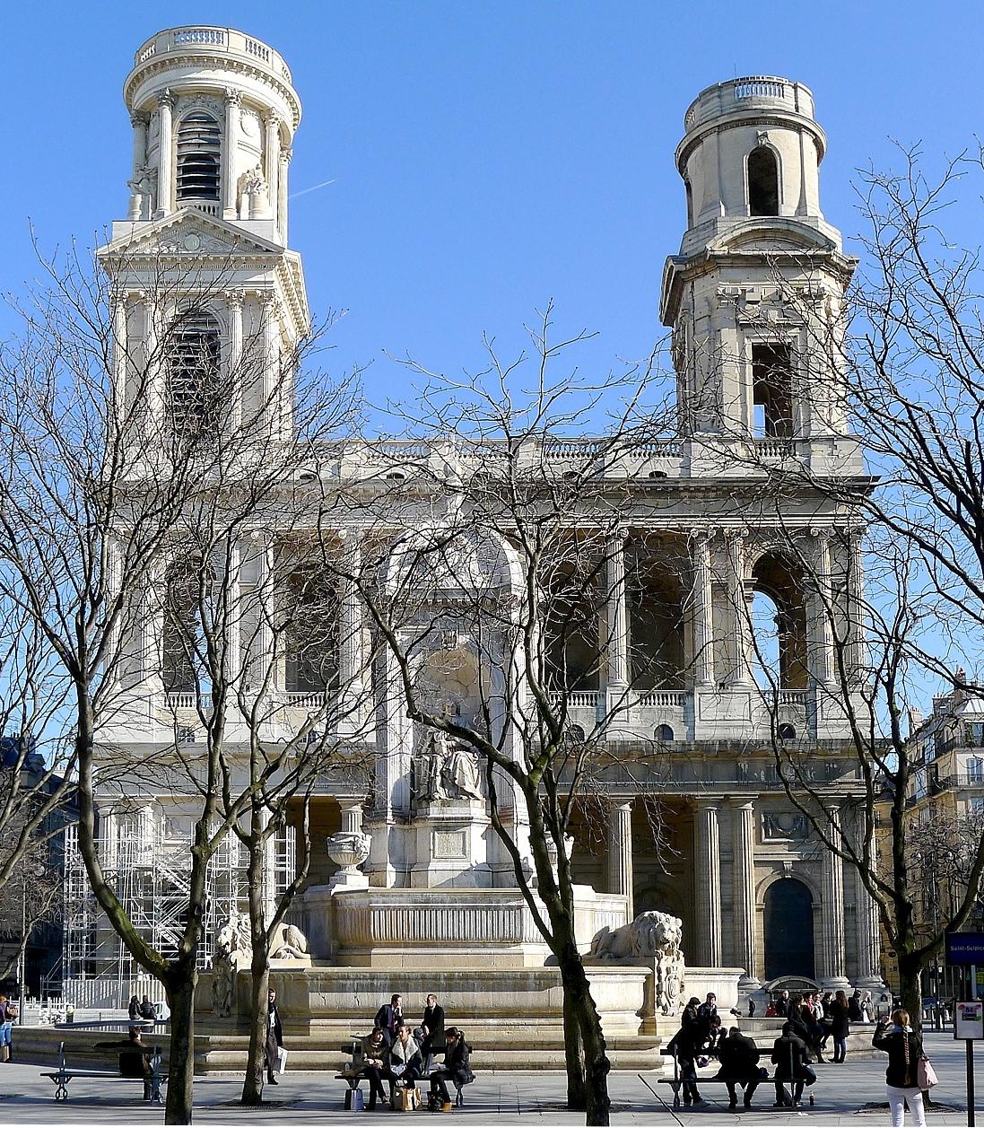 Idée visite à Paris,découvrez l'église Saint Sulpice et le pont Neuf1
