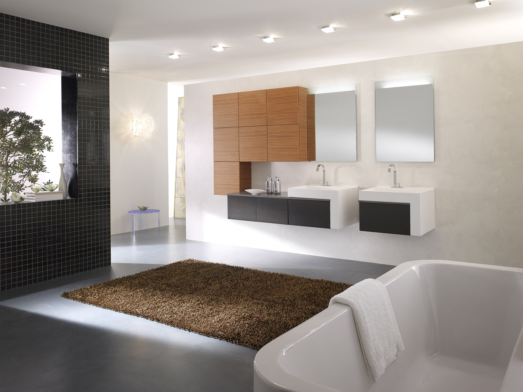 d corer sa salle de bain entre confort praticit et esth tique. Black Bedroom Furniture Sets. Home Design Ideas