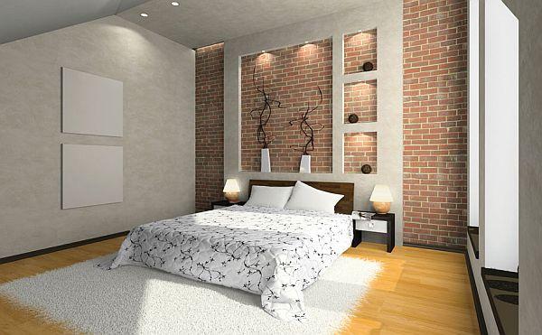Murs de la chambre coucher conseils pour une pi ce au top - Decorer les murs de sa chambre ...