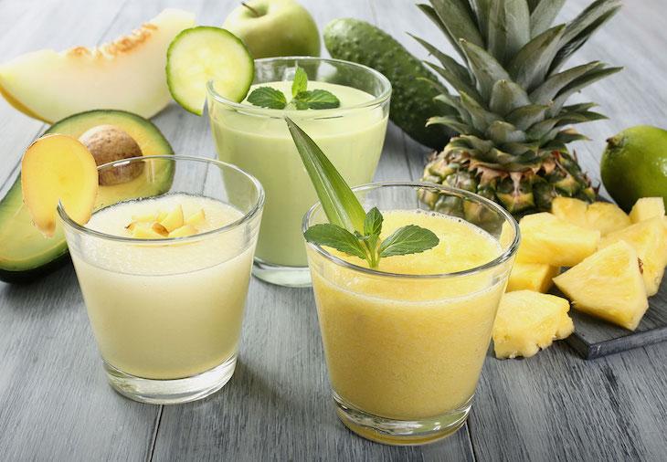 Comment faire un smoothie aux fruits pour être en pleine forme !3