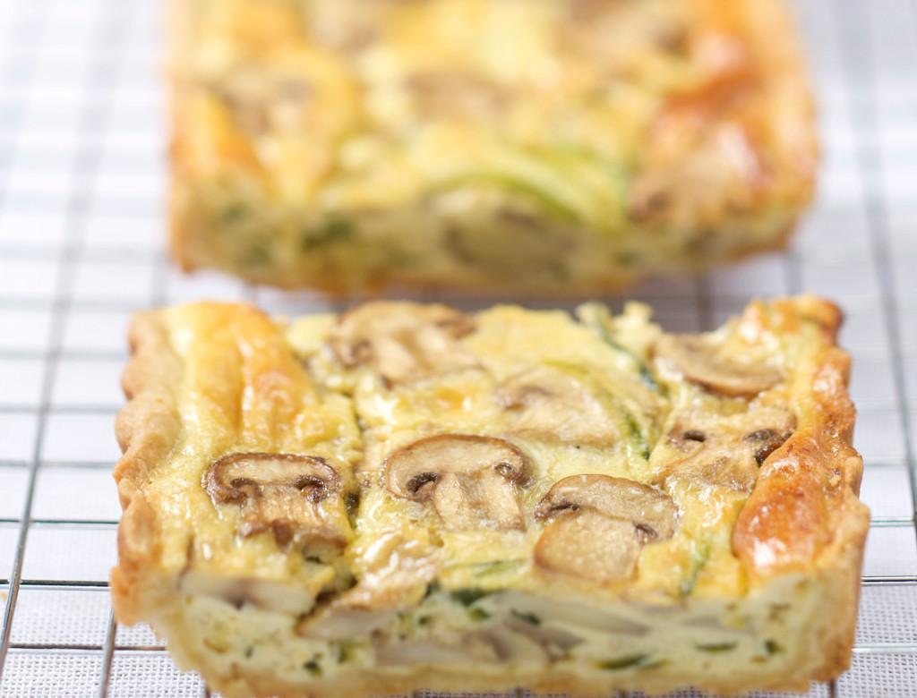 Hop, je prépare une tarte salée originale !2