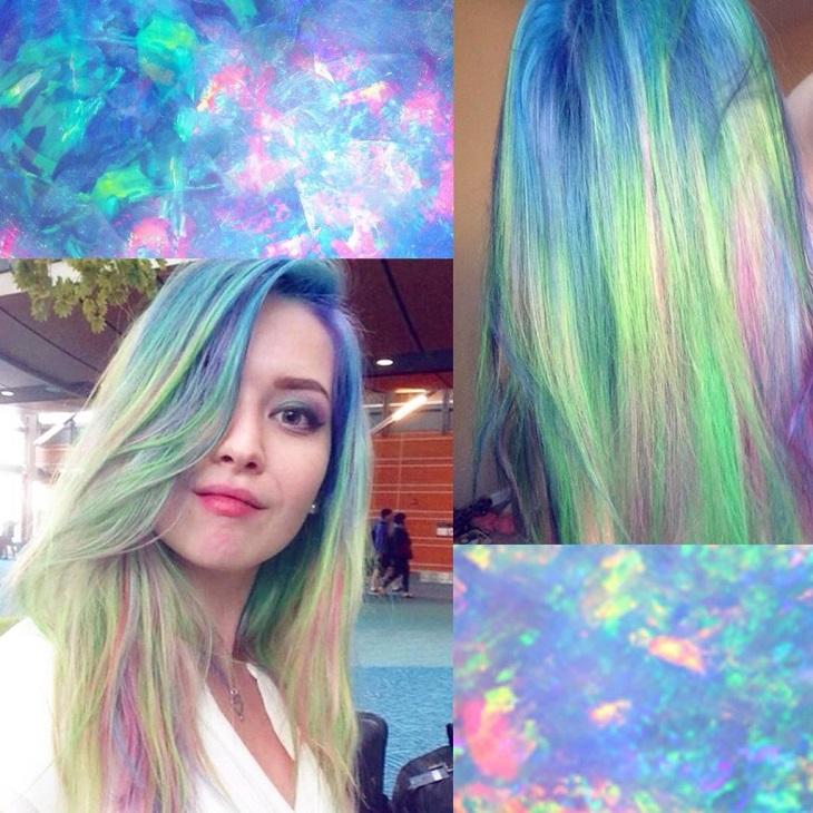 L'Opal Hair une tendance féerique et élégante 4