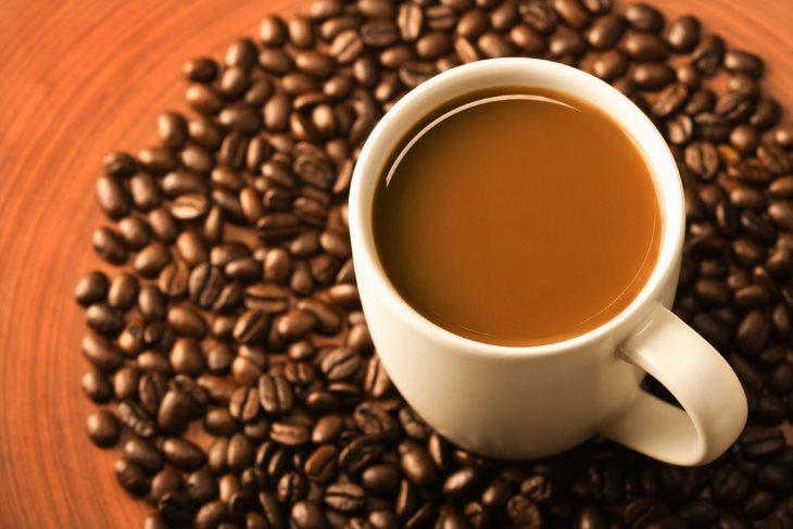 La Caféine et le café