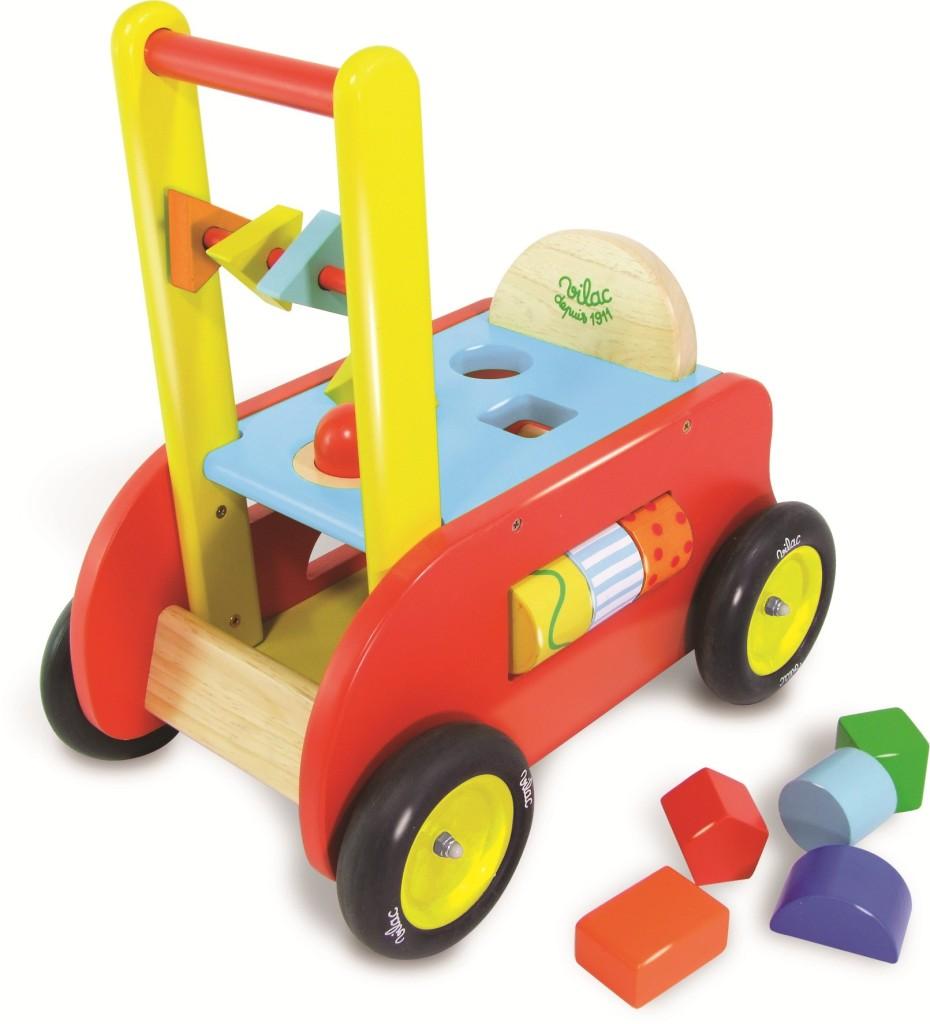 Quelques idées pour bien choisir des jouets d'éveil pour bébé