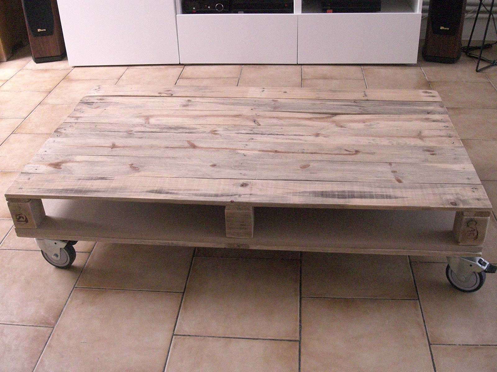 Decorer Une Table Basse En Verre
