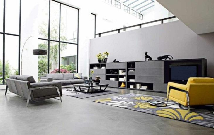 Amazing Decoration D Interieur Salon Idees - Idées décoration ...