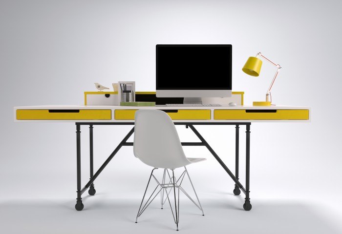 Bureau Pour Travailler : Travailler debout au bureau pour préserver sa santé agence